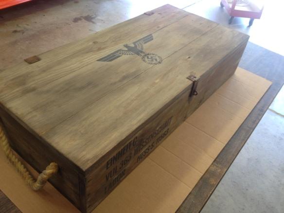 cat casket